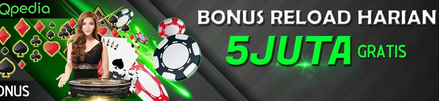 Gratis Bonus 5juta